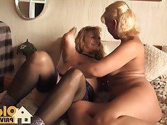German Amateur Lesbian Mature
