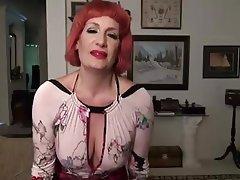 Masturbation Mature Redhead