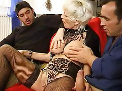 Anal French Mature MILF Old and Young