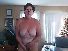 Amateur Big Butts Granny