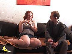 German Amateur Mature Redhead
