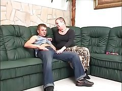 Cumshot Hairy Mature Old and Young Granny