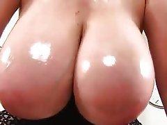 BBW Big Boobs Big Nipples