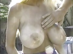 Big Boobs Blonde Cumshot Pornstar Vintage