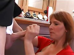 Anal Big Boobs British MILF Stockings