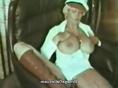 Mature Pornstar Big Boobs Vintage Granny