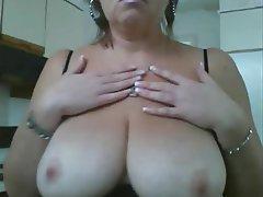 Amateur Mature Big Boobs
