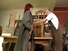 Anal Cumshot Granny Hardcore Redhead