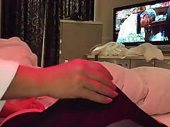 Japanese Amateur Handjob Mature POV