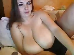 Webcam Amateur BBW Masturbation Big Boobs