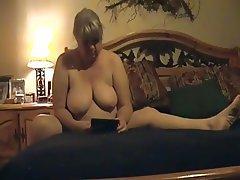 BBW Masturbation Mature MILF Wife