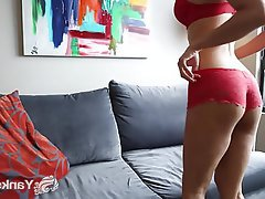 Amateur Brunette Masturbation Orgasm Doll