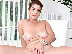 Masturbation Mature Big Boobs MILF Czech