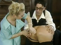 Anal BDSM French Mature Old and Young