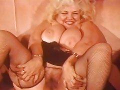 BBW Big Boobs Blonde Mature MILF
