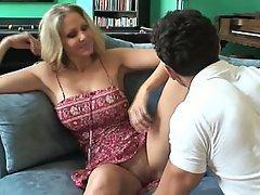 Babe Big Tits Blonde Cute