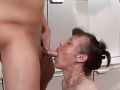 Amateur Blowjob Cumshot German