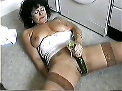 Amateur British Masturbation Mature
