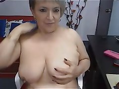 Big Boobs Masturbation Mature Webcam