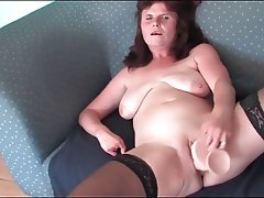 Big Boobs Masturbation Mature