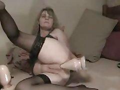 Amateur Anal Masturbation Mature