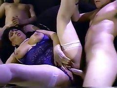 Amateur Double Penetration Gangbang Granny Mature