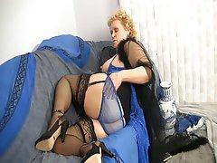 Amateur Mature Stockings