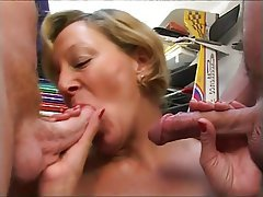 Old and Young Anal Big Boobs Group Sex MILF