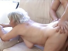 Granny Mature Hairy