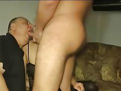 Amateur Bisexual German Mature Threesome