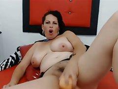 Amateur Anal Masturbation Mature Webcam
