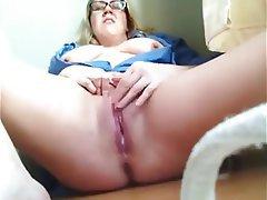 Amateur Masturbation MILF Squirt Webcam