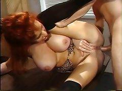 Anal Big Boobs Cumshot MILF Redhead