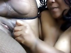 BBW Lesbian
