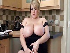 Big Boobs Masturbation Mature MILF
