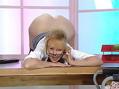 British Mature MILF POV