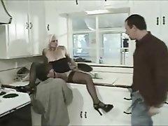 Anal Cumshot Mature Threesome