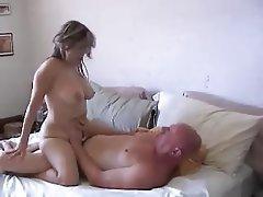 Big Boobs Blonde Blowjob Cumshot MILF