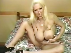 Big Boobs Blonde Masturbation Mature MILF