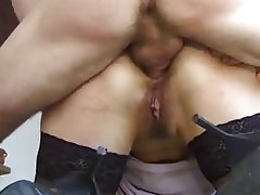 Amateur Anal French Mature
