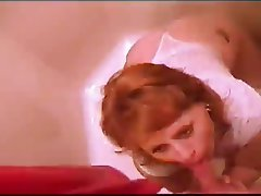 Amateur Blowjob Mature Redhead Shower