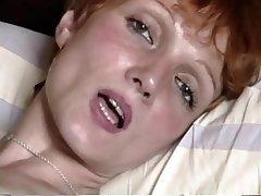 Anal Interracial Mature Redhead Stockings