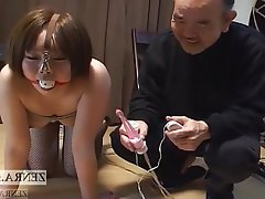 Asian BDSM Bondage Japanese Old and Young